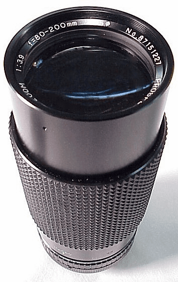 80-200mm f3.9 ProSpec Zoom for Canon FD