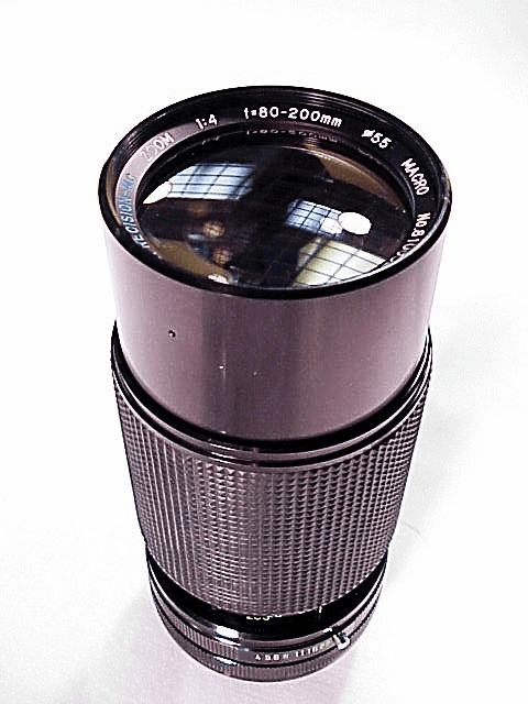 80-200mm f4.0 Access Lens for Canon FD