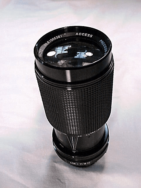80-200mm f4.0 Access Lens for Minolta MD