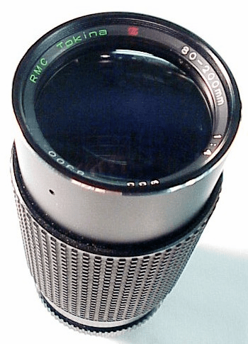 80-200mm f4.0  RMC Tokina for Pentax K