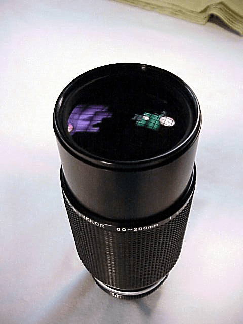 80-200mm f4.0 Zoom-Nikkor AIS