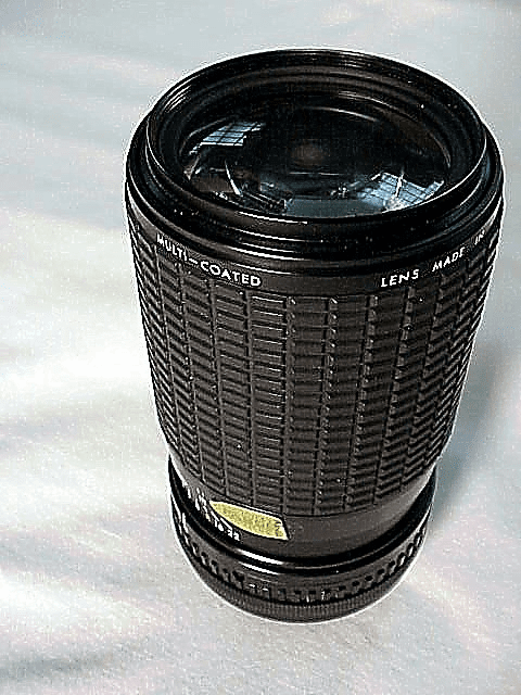 80-200mm f4.5-5.6 Sigma Brand Lens for Konica