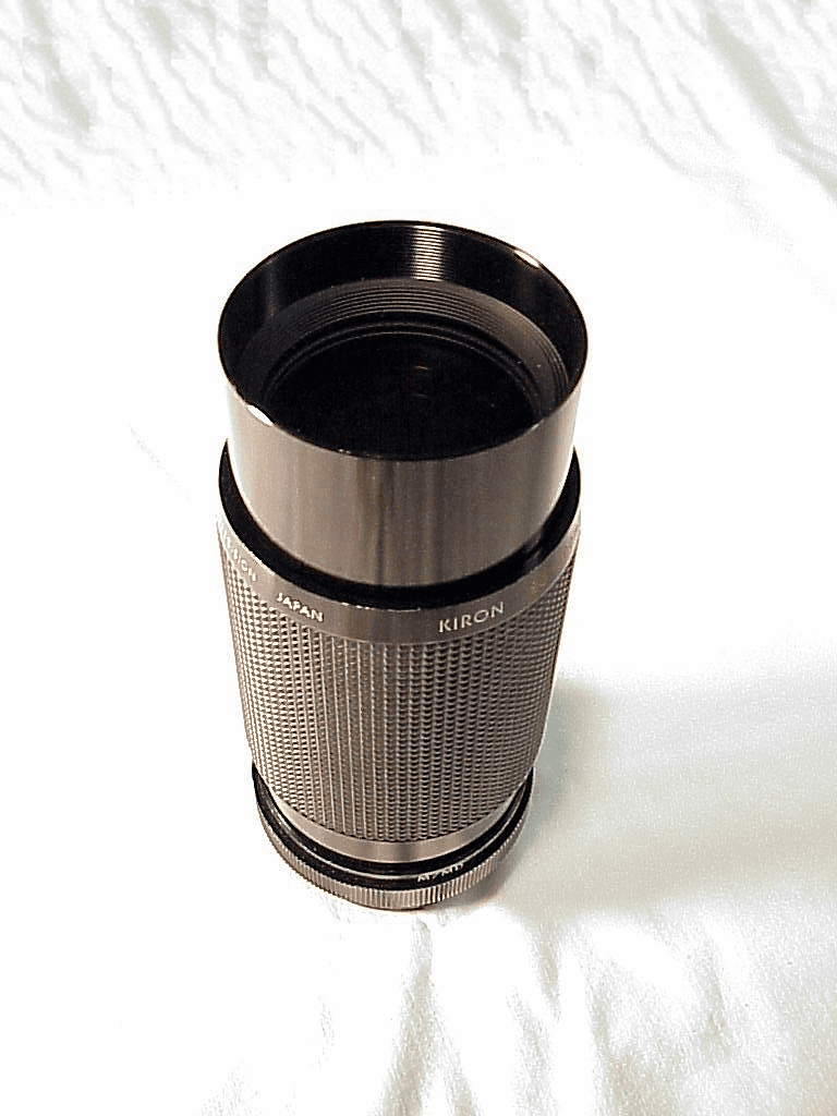 80-200mm f4.5 Kiron Lens for Minolta MD