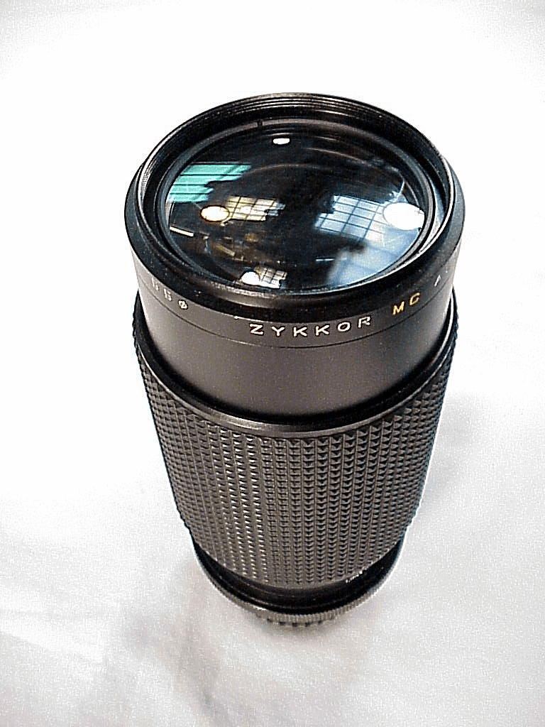 80-200mm f4.5 Zykkor Lens for Olympus