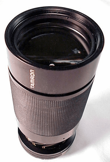 80-210mm f3.8 Tamron Adaptal 2 Lens