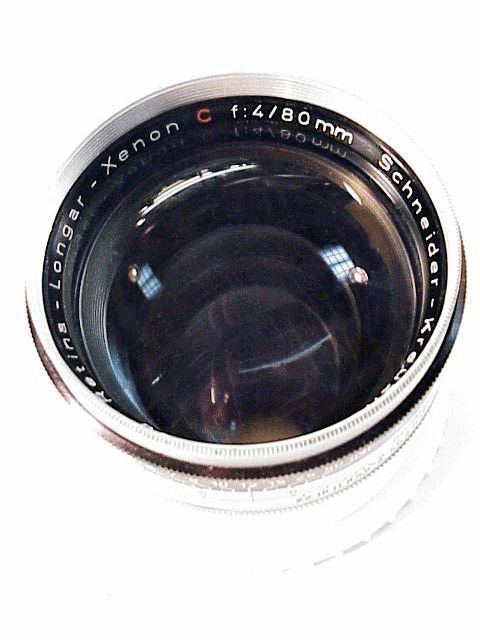 80mm f4.0 Retina Longer Xenon for Retina IIIc
