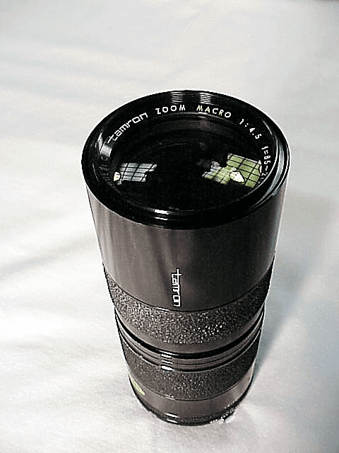85-210mm f4.5 Tamron Two Touch Lens
