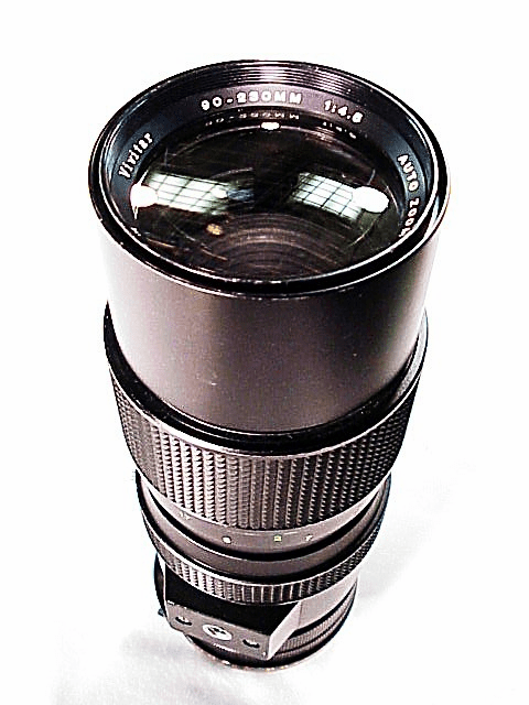 90-230mm f4.5 Vivitar for Minolta MC