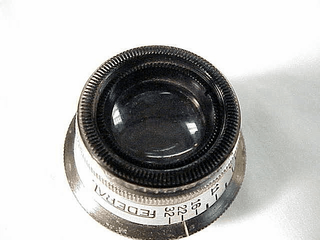 90mm f6.3 Federal Enlarging Lens (No 21)
