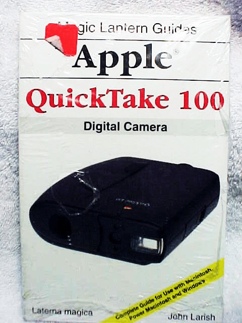 Apple QuickTake 100 Digital Camera Magic Lantern Guide