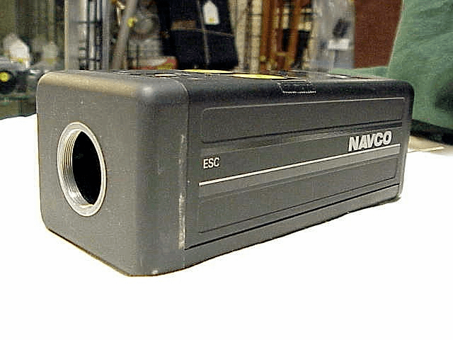 B&W Bank Surveillance Video Camera  (NAVCO)