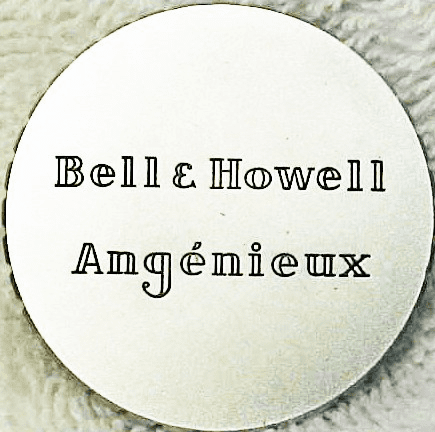 "B&H ""Angenieux"" Front Cap (No 4)"