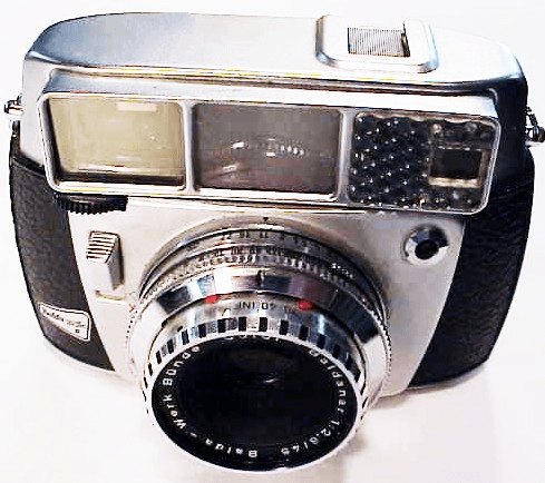 Baldamatic II 35mm Manual Camera (user classic camera)