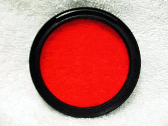 Bay 50 Red filter Hasselblad brand for Hasselblad 1000F