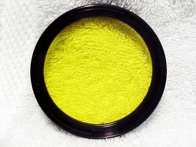 Bay 50 Yellow filter Hoya brand for Hasselblad 1000F