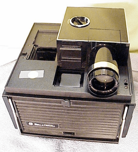Bell and Howell Cube Projector (No 4)