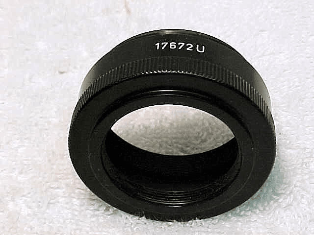 Bellows I Leica Ring 17672U for 50mm Summicron (No 32)