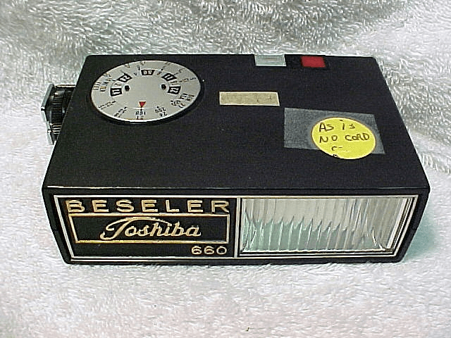 Besler Toshiba  (for Topcon) 660 Flash (tested)