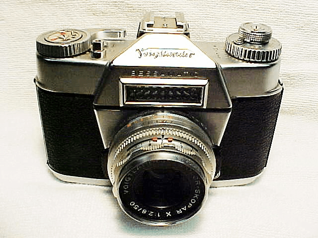 Bessamatic Camera with 50mm f2.8 Color Skopar