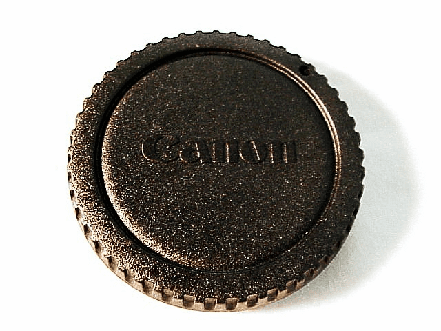 Body Cap for Canon EOS Cameras