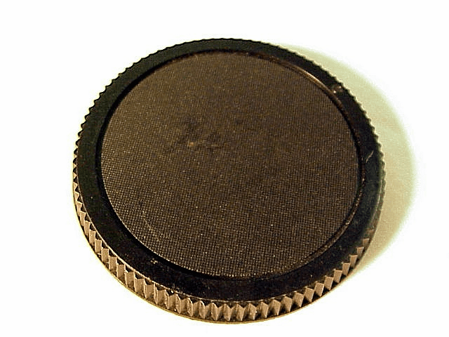 Body Cap for Canon FD Cameras