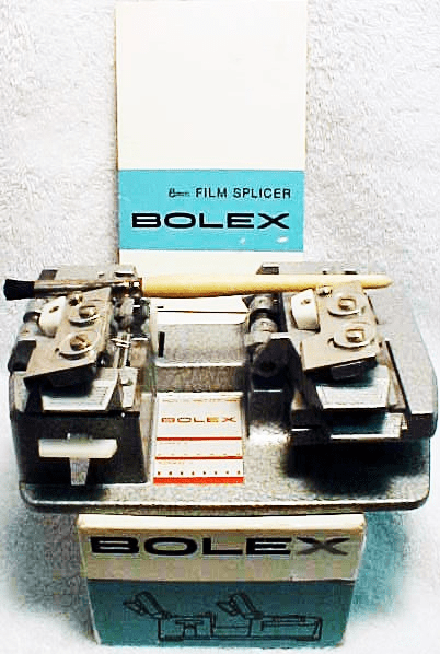 Bolex Super 8mm Cement Splicer (No 14)