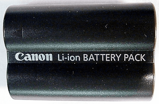 BP-511 Battery for Canon 10D (Canon Brand)