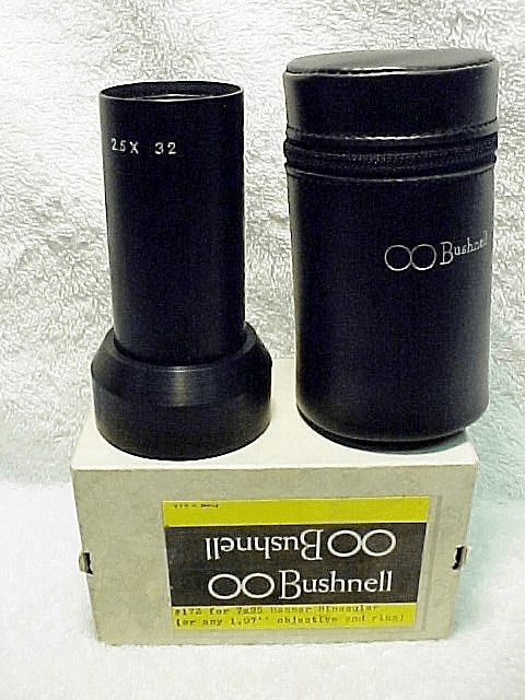 Bushnell Telescope Adapter for your Binoculars