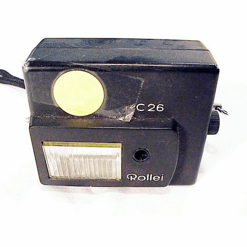 C26 Rollei flash for an A26 Rollei Camera
