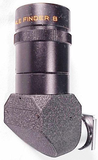 Canon Angle Finder B (fits F1 Cameras and A Series)