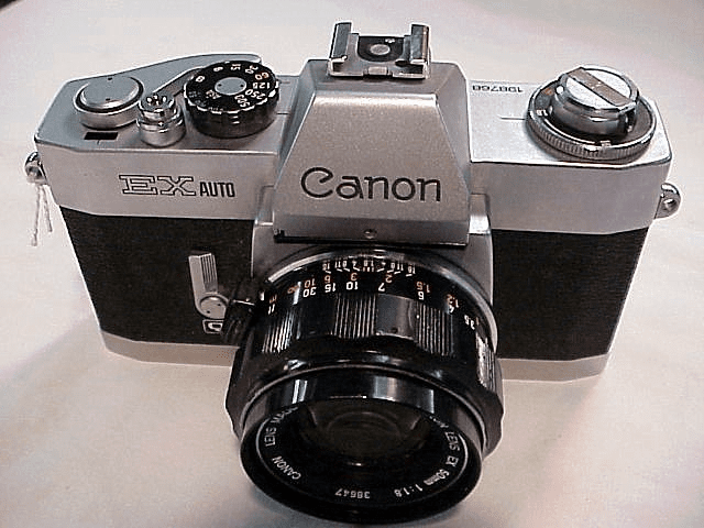 Canon Auto EX Camera (out of stock)