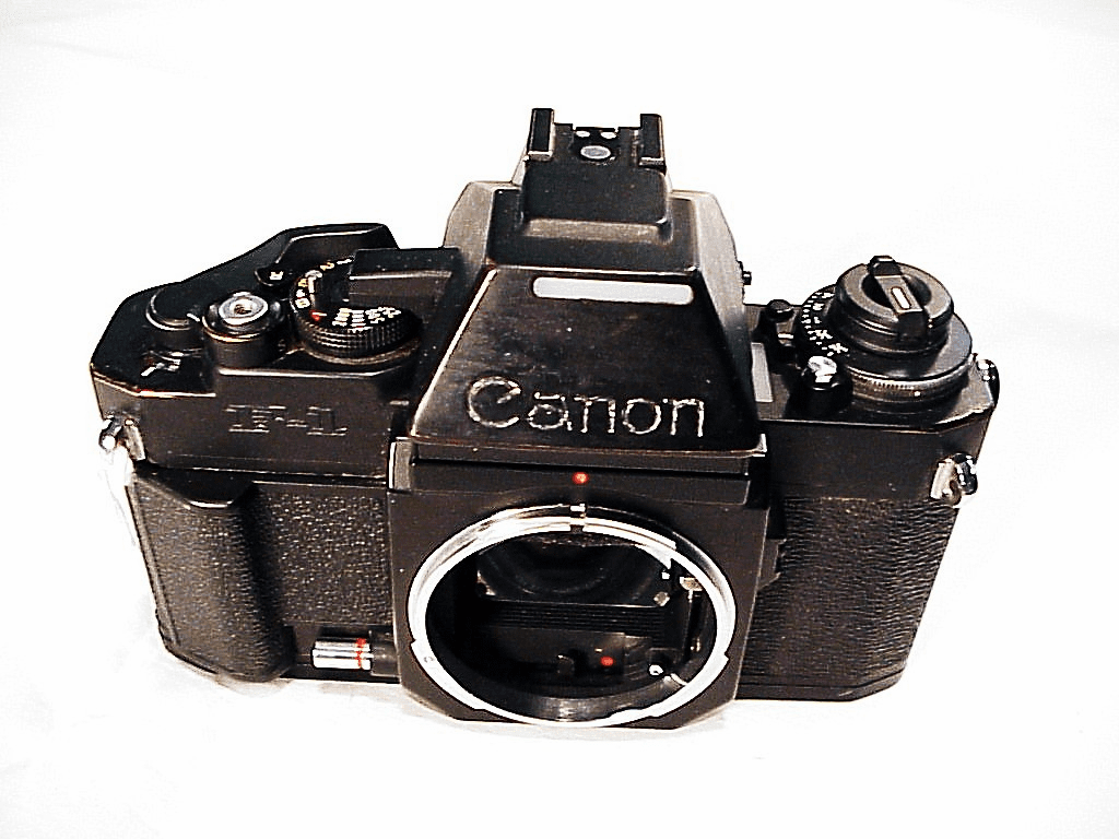 Canon F1N Elec. with AE Finder FN