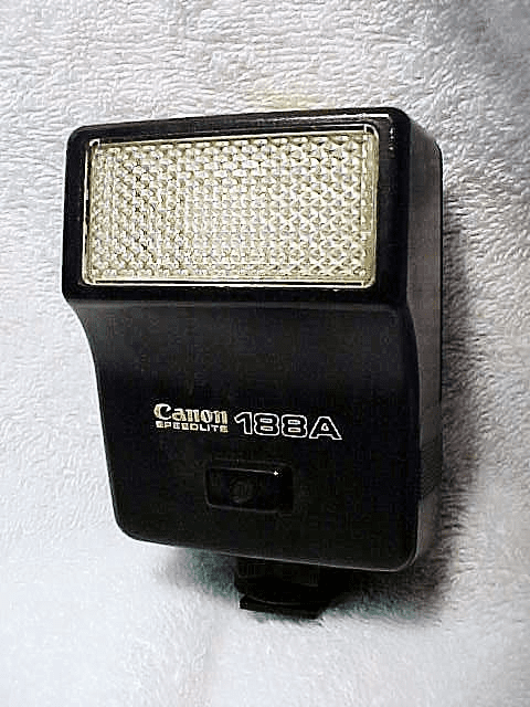 Canon FD Flashes<br> (not for EOS)<br>(ALL TYPES)