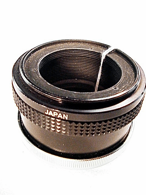 Canon Macrophoto Coupler FL for lenses with 55mm filter mount (No 10)