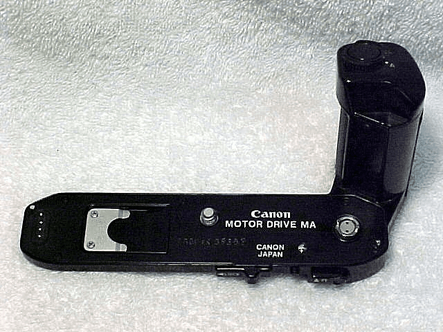 Canon Motor Drive MA for the A1 or AE1-P Cameras (no8)