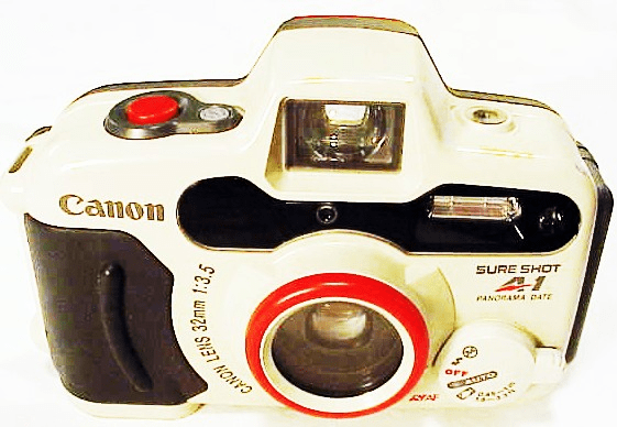 Canon Sureshot A1 35mm All  Weather Camera