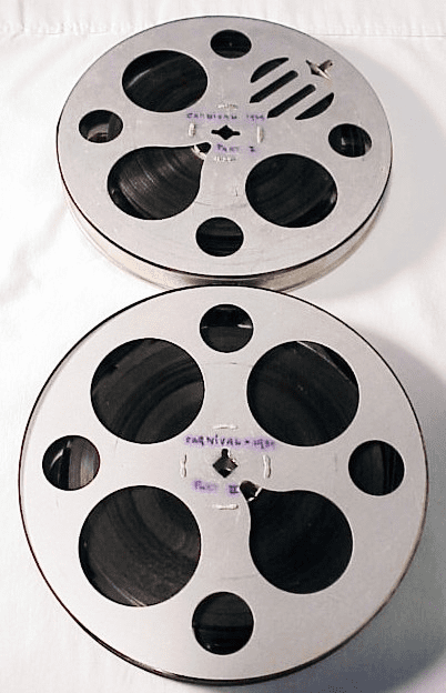 Carnival 1939 (Reel No1 & Reel No 2) 16mm (No 16)