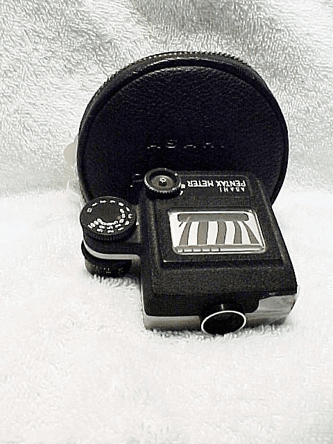 Clip on Meter for Pentax Spotmatic