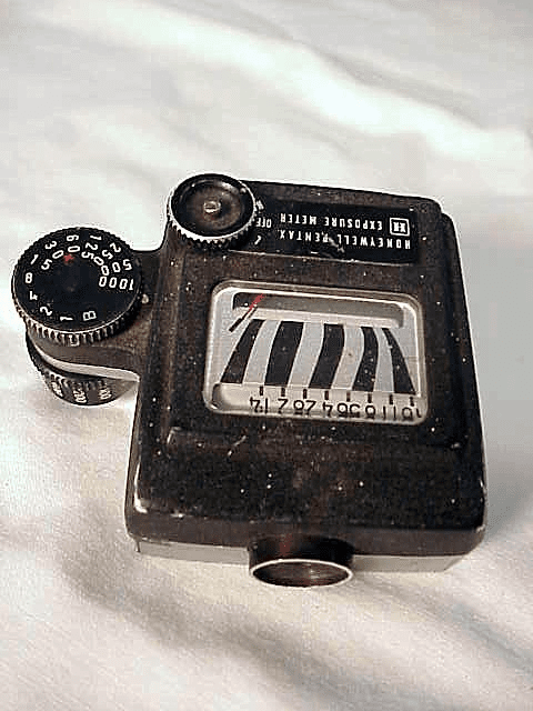 Clip on Meter for Pentax Spotmatic (No 4)