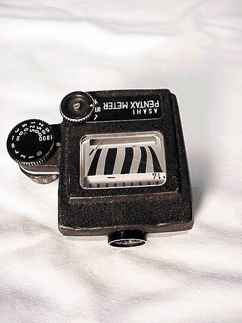 Clip on Meter for Pentax Spotmatic (No 5)