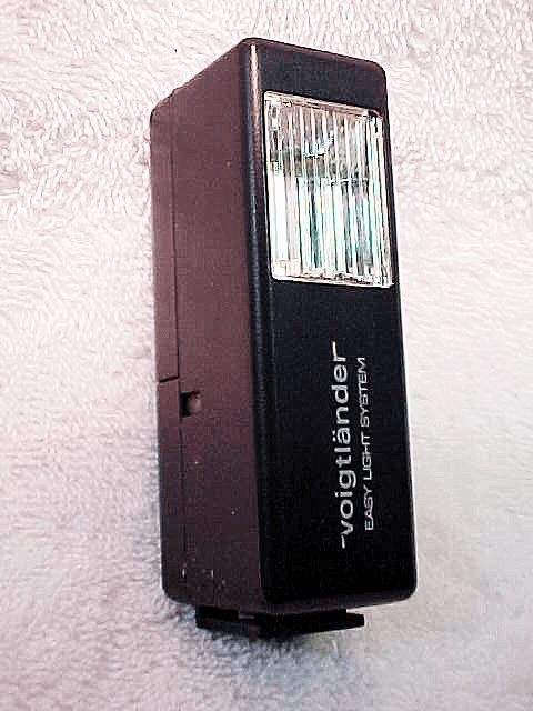 Compact Flash for Vitoret 110EL (will fit any camera) with regular foot