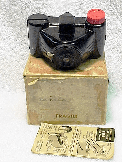 Cub Subminature Camera with box with instructions