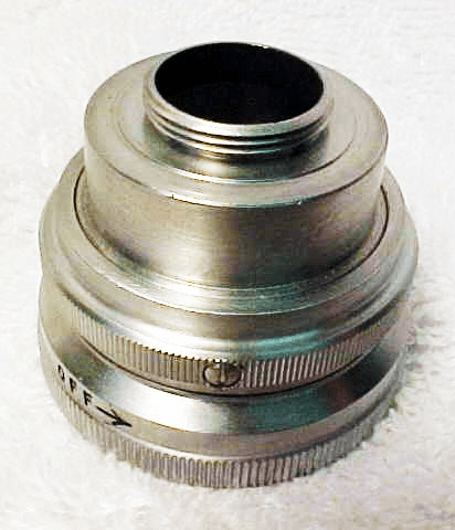 D Mount Adapter for S Mount lenses (No 16)