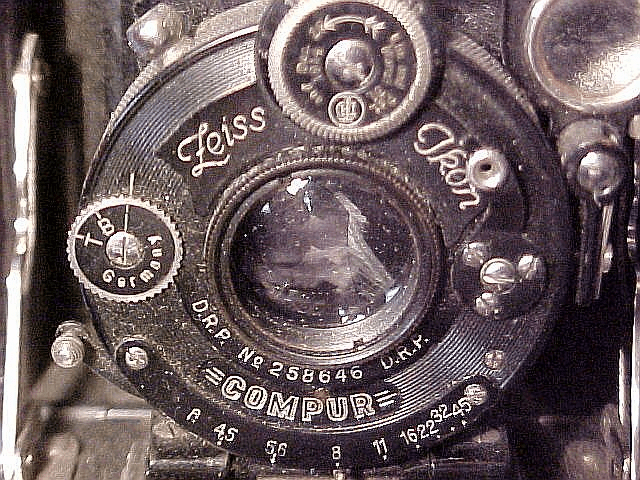 <u><b>Dating Pre-war Zeiss Cameras</u></b>