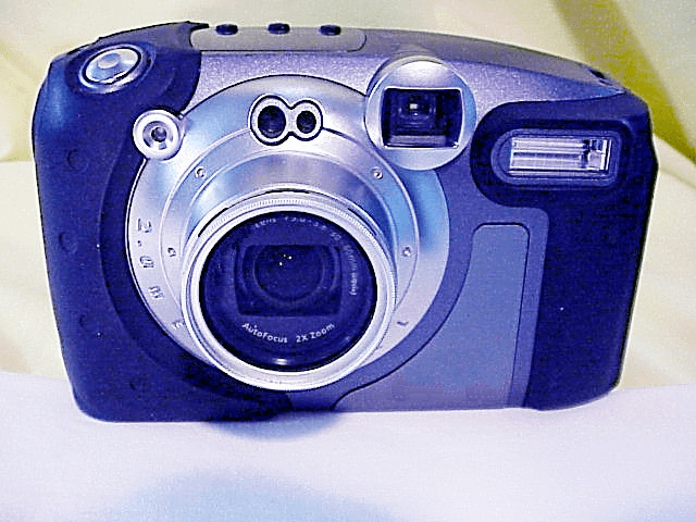 <center>Digital Point &amp; Shoot<br>Cameras</center>