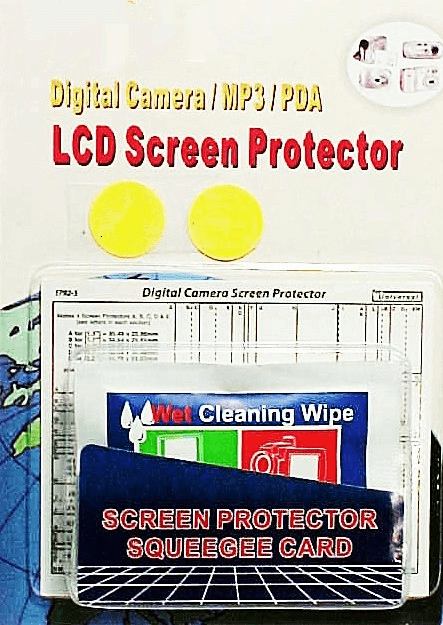 Digital Screen Protector Kit (new)