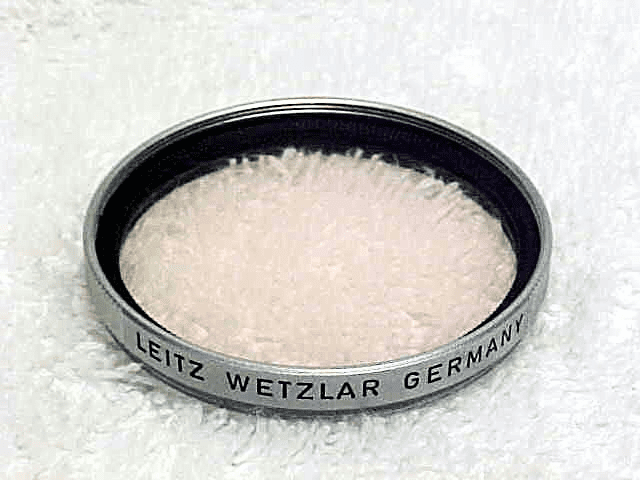 E39 E. Leitz USA Skylight Filter (No 129)