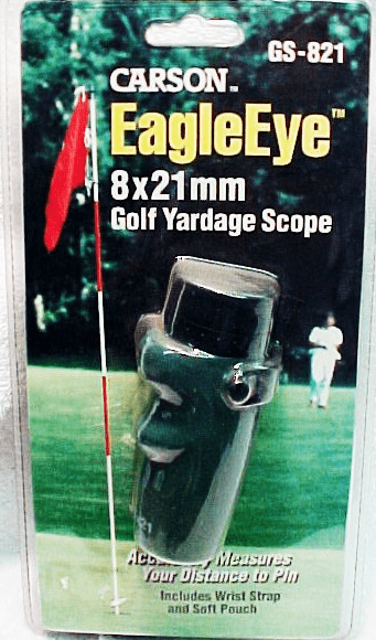 EagleEye 8x21 Golf Yardage Scope (new)