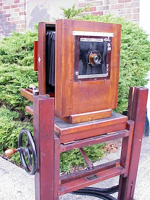 Early  8x10 Century Studio Camera
