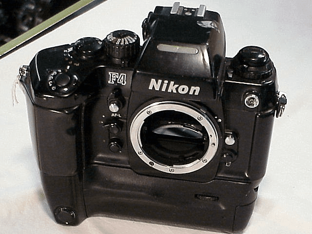 F4S Camera with Battery Booster